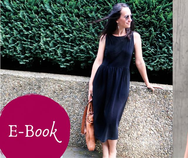 Produktfoto von Finas Ideen zum Nähen für Schnittmuster Kleid Annabell