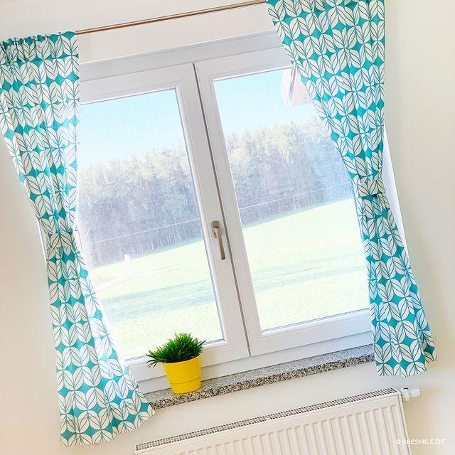 Produktfoto von shesmile zum Nähen für Schnittmuster Vorhang Vroni