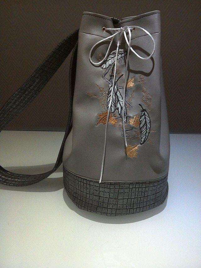 Produktfoto von JaJuMi-Handmade zum Nähen für Schnittmuster Beuteltasche  Sabrina