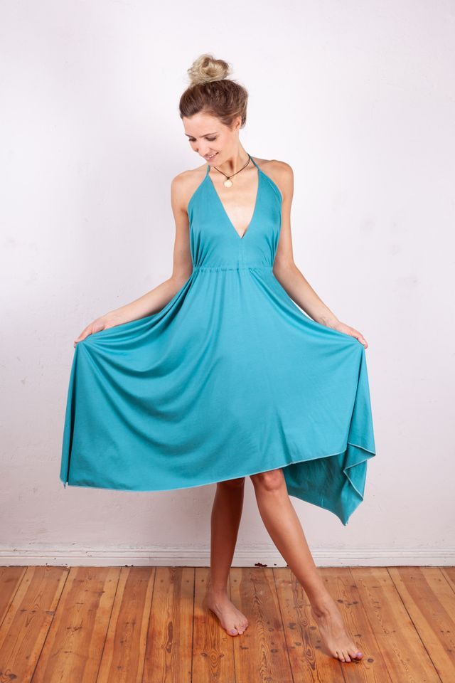 Produktfoto von Schnittmuster Berlin zum Nähen für Schnittmuster Sommerkleid Sarah