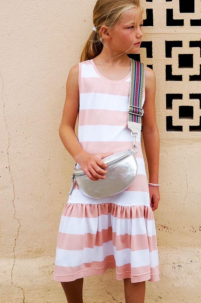 Produktfoto von Kid5 zum Nähen für Schnittmuster #115 Holly-Dress