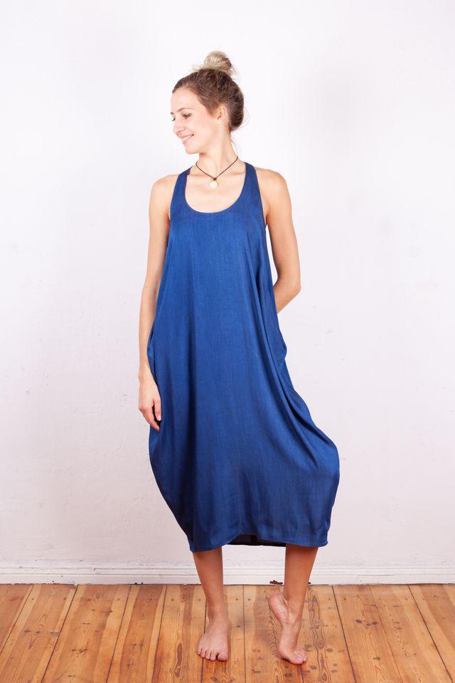 Produktfoto von Schnittmuster Berlin zum Nähen für Schnittmuster Sommerkleid Merissa