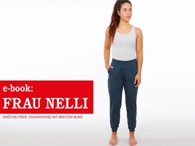 Produktfoto von STUDIO SCHNITTREIF zum Nähen für Schnittmuster Frau Nelli