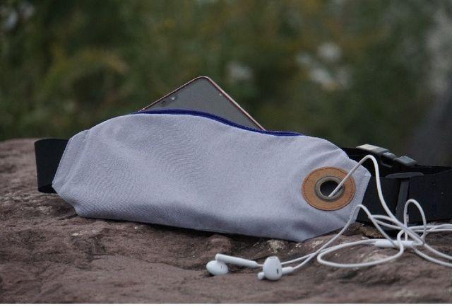 Produktfoto von Meine Schnitte.de zum Nähen für Schnittmuster Joggingtasche/Hüfttasche Heiko