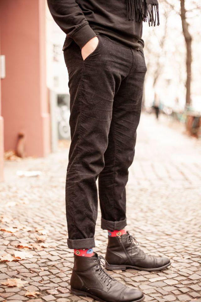 Produktfoto von Schnittmuster Berlin zum Nähen für Schnittmuster Chinohose Bela