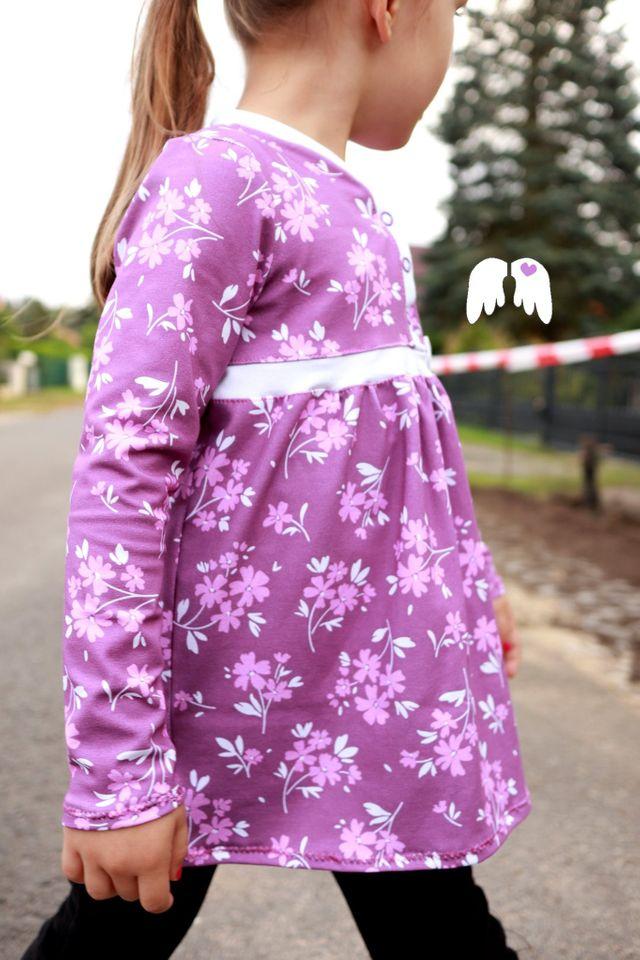 Produktfoto von Engelinchen zum Nähen für Schnittmuster Tunika Hazel