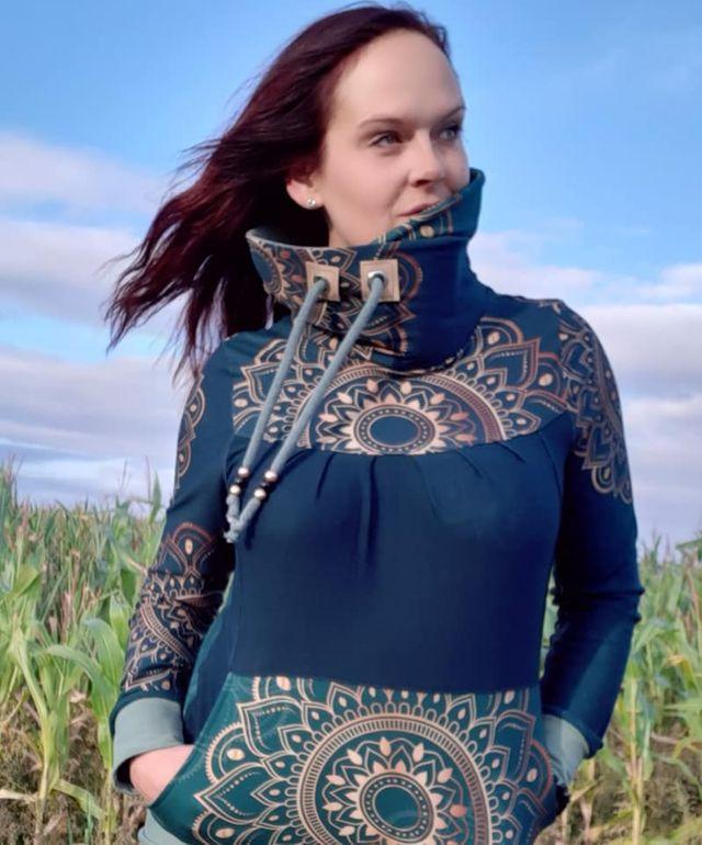 Produktfoto von Safilou zum Nähen für Schnittmuster Pullover Dakota