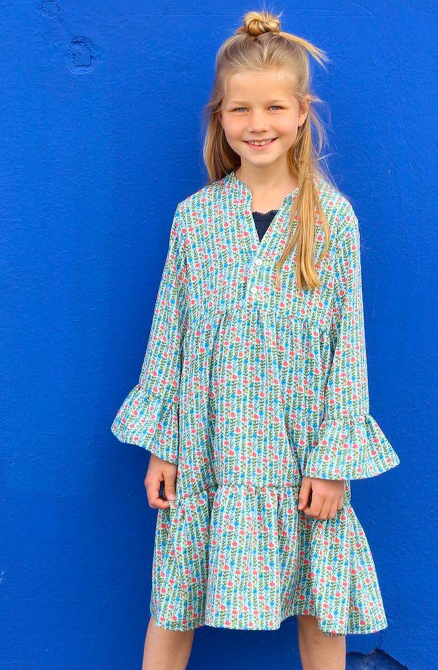 Produktfoto von Kid5 zum Nähen für Schnittmuster #114 Willow Dress/Blouse