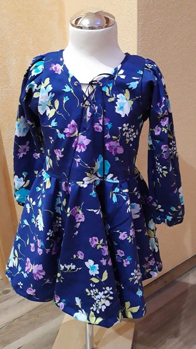 Produktfoto von Engelinchen zum Nähen für Schnittmuster Kleid Vintage Beauty Dress
