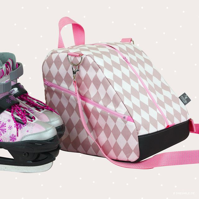 Produktfoto von shesmile zum Nähen für Schnittmuster Schuhtasche SusiSkates