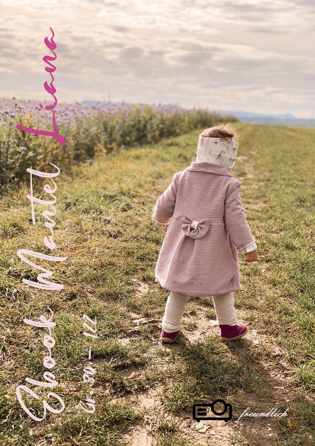 Produktfoto von MamisLiebenNähen zum Nähen für Schnittmuster Mantel Liana