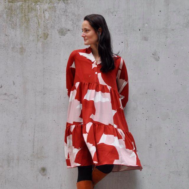 Produktfoto von Kid5 zum Nähen für Schnittmuster #113 Willow Dress/Blouse Women