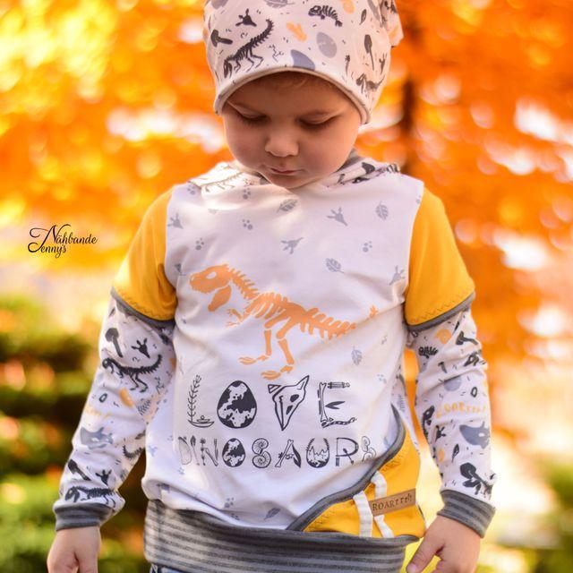 Produktfoto von MainZwillingsnadel zum Nähen für Schnittmuster Main DouLaySweater