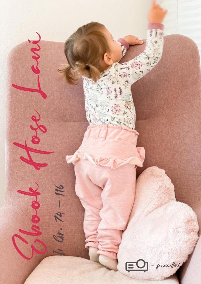 Produktfoto von MamisLiebenNähen zum Nähen für Schnittmuster Hose Lani