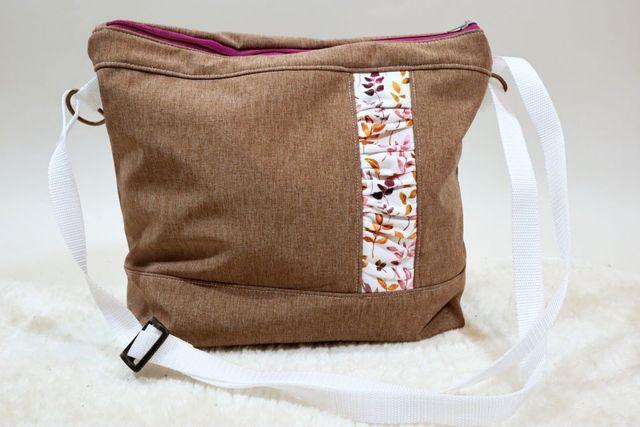 Produktfoto von Engelinchen zum Nähen für Schnittmuster Tasche Marina