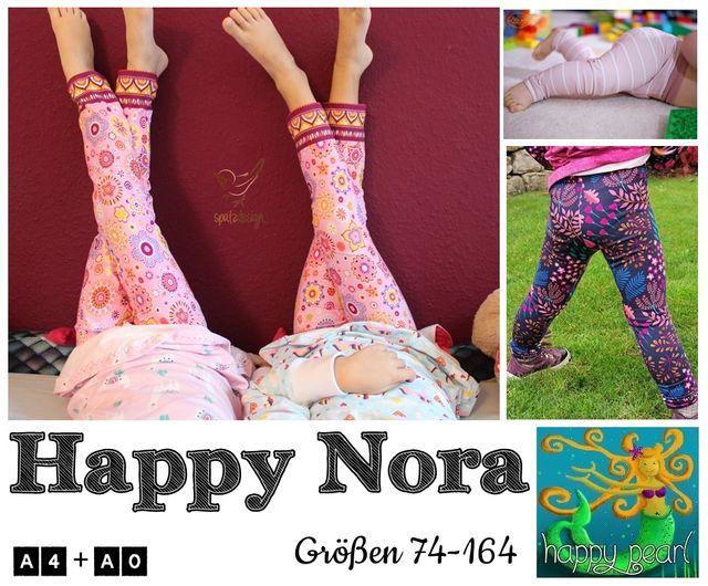 Produktfoto von Happy Pearl zum Nähen für Schnittmuster Happy Nora