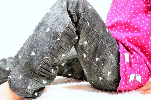 Produktfoto von Engelinchen zum Nähen für Schnittmuster Hose Tommi