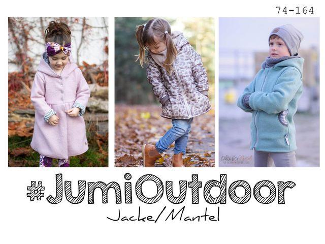 Produktfoto von rosarosa zum Nähen für Schnittmuster Jumi Outdoor Jacke
