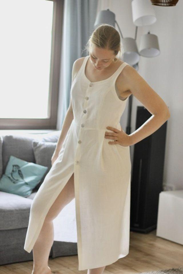 Produktfoto von Berlinerie zum Nähen für Schnittmuster Kleid Leah