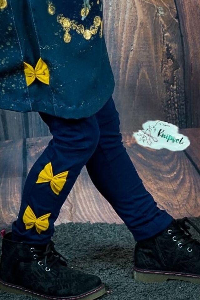 Produktfoto von Engelinchen zum Nähen für Schnittmuster Leggings Fiona