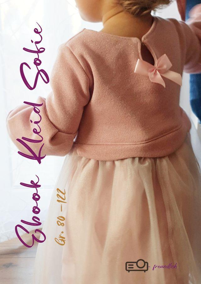 Produktfoto von MamisLiebenNähen zum Nähen für Schnittmuster Kleid Sofie