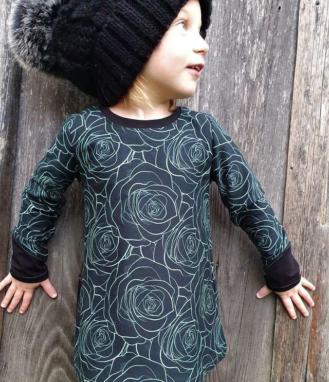 Produktfoto von gialLino zum Nähen für Schnittmuster Shirt Luciana Basic