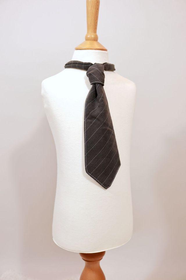 Produktfoto von Engelinchen zum Nähen für Schnittmuster Krawatte David