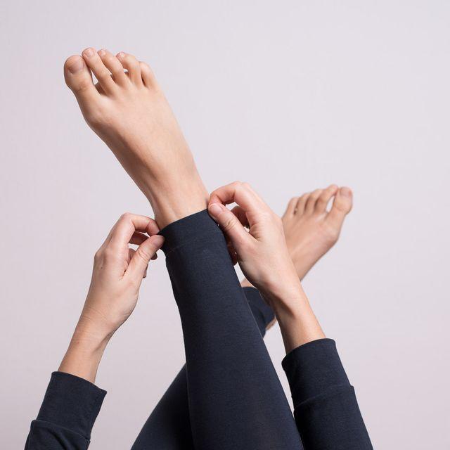 Produktfoto von pedilu zum Nähen für Schnittmuster LaBasic Leggings