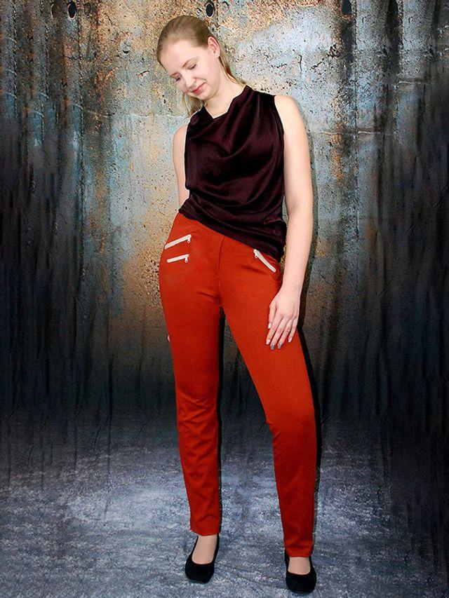 Produktfoto von SchnittmusterLounge zum Nähen für Schnittmuster Stretchhose Gianna