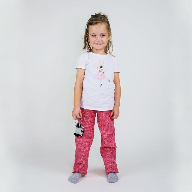 Produktfoto von SO Pattern zum Nähen für Schnittmuster Hose Hilja Mini