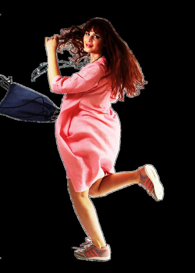 Produktfoto von SO Pattern zum Nähen für Schnittmuster Kleid Julie
