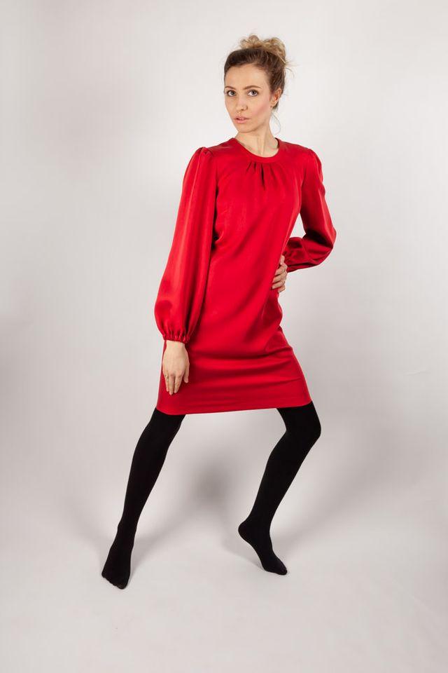 Produktfoto von Schnittmuster Berlin zum Nähen für Schnittmuster Kleid Lena