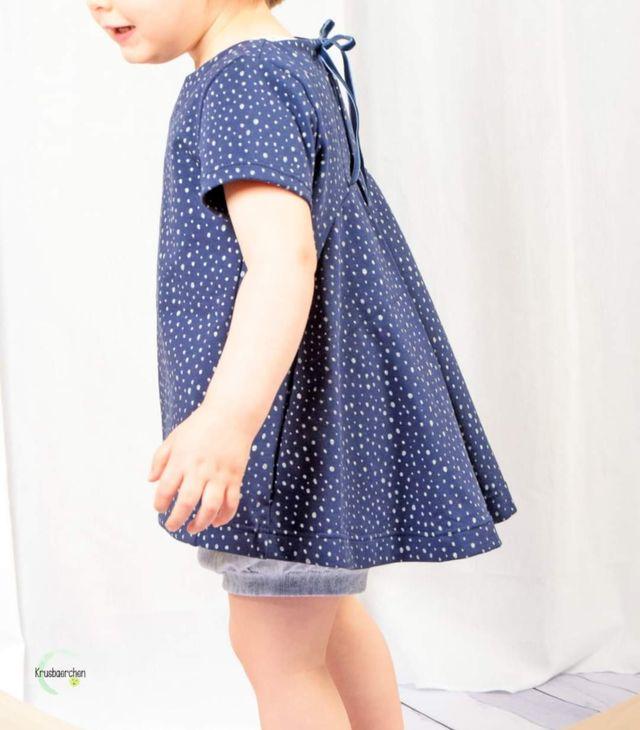 Produktfoto von FrleinFaden zum Nähen für Schnittmuster Shirt Fältchen 68-98