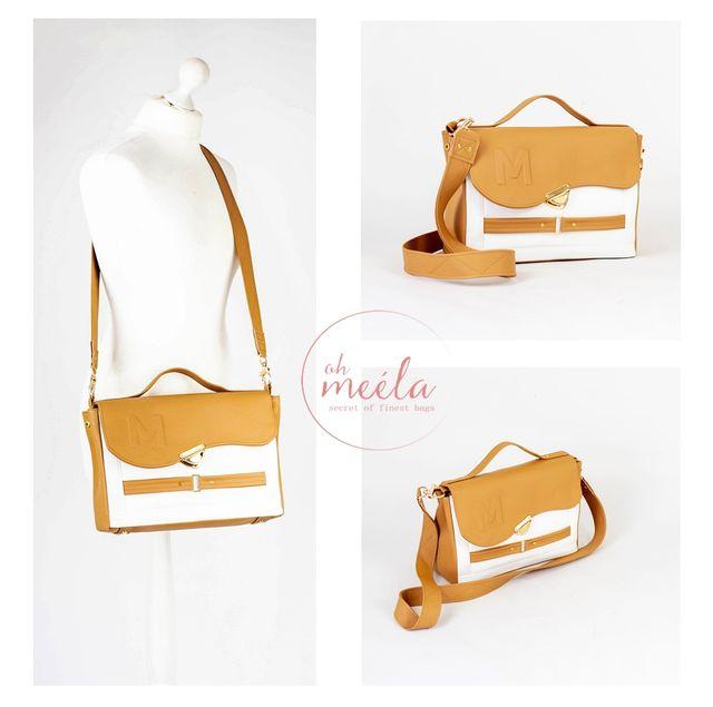 Produktfoto von oh meéla zum Nähen für Schnittmuster AddOn zum E-Book OhAbbi Mini / Zusatzmodul Taschenklappe