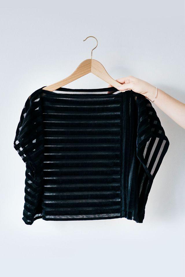 Produktfoto von Yes, Honey zum Nähen für Schnittmuster #restless Shirt