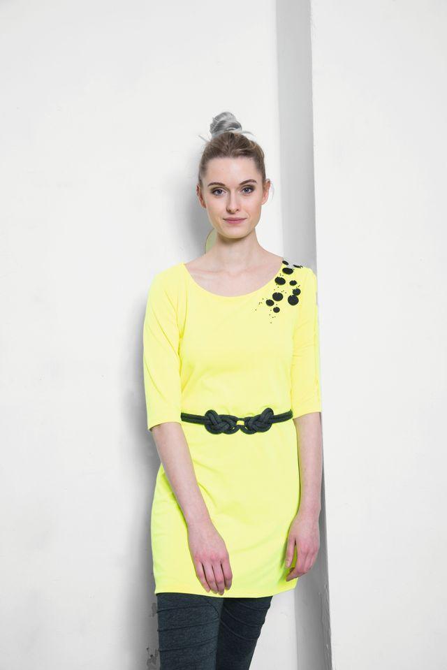 Produktfoto von Yes, Honey zum Nähen für Schnittmuster #oniundkleid Kleid