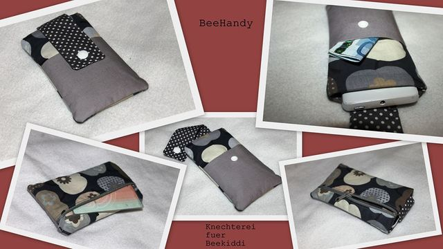 Produktfoto von BeeKiddi zum Nähen für Schnittmuster BeeHandy
