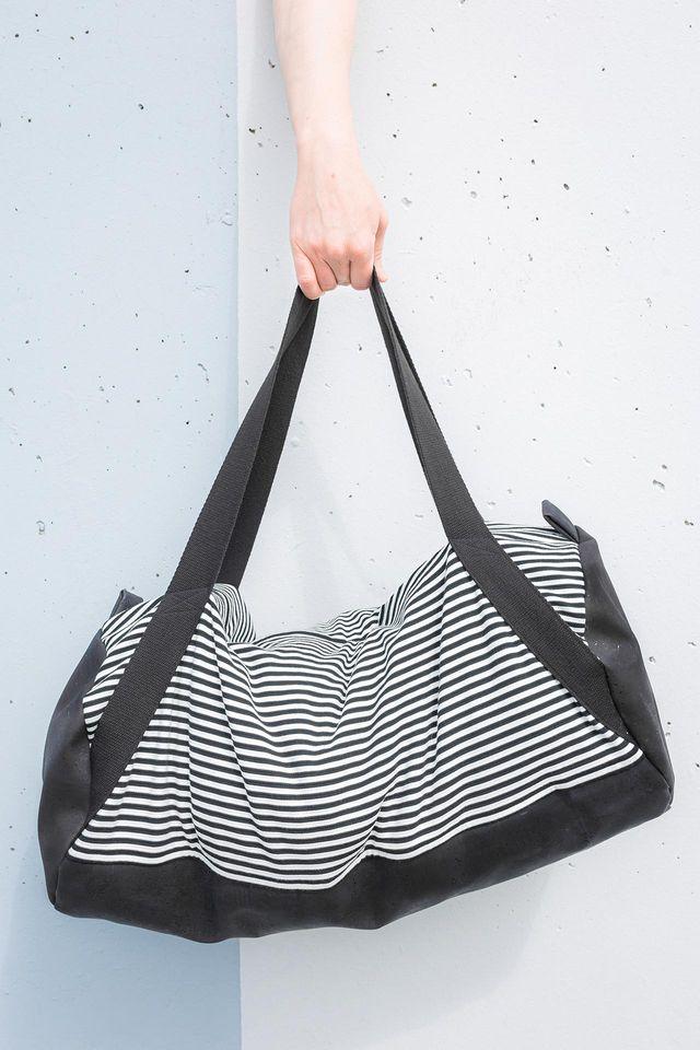 Produktfoto von Yes, Honey zum Nähen für Schnittmuster #theduffle Bag