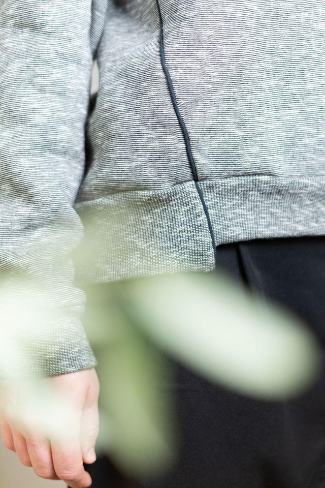Produktfoto von Yes, Honey zum Nähen für Schnittmuster #dontfalloverthis Pullover