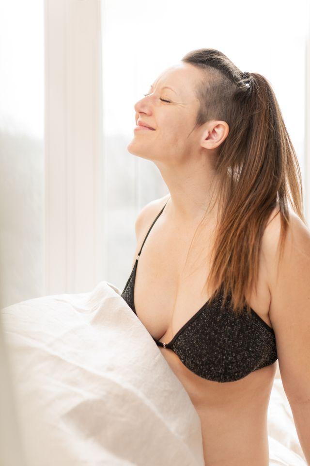 Produktfoto von Yes, Honey zum Nähen für Schnittmuster Soft Bra #boobsday