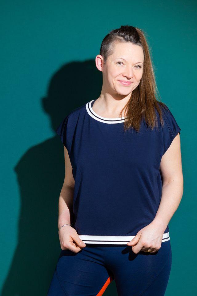 Produktfoto von Yes, Honey zum Nähen für Schnittmuster #twentyminutes Shirt