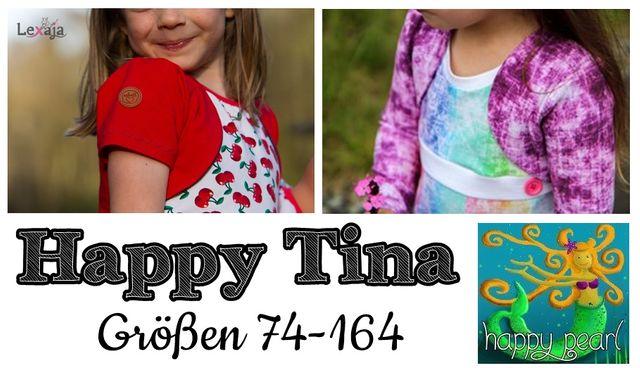 Produktfoto von Happy Pearl zum Nähen für Schnittmuster Happy Tina