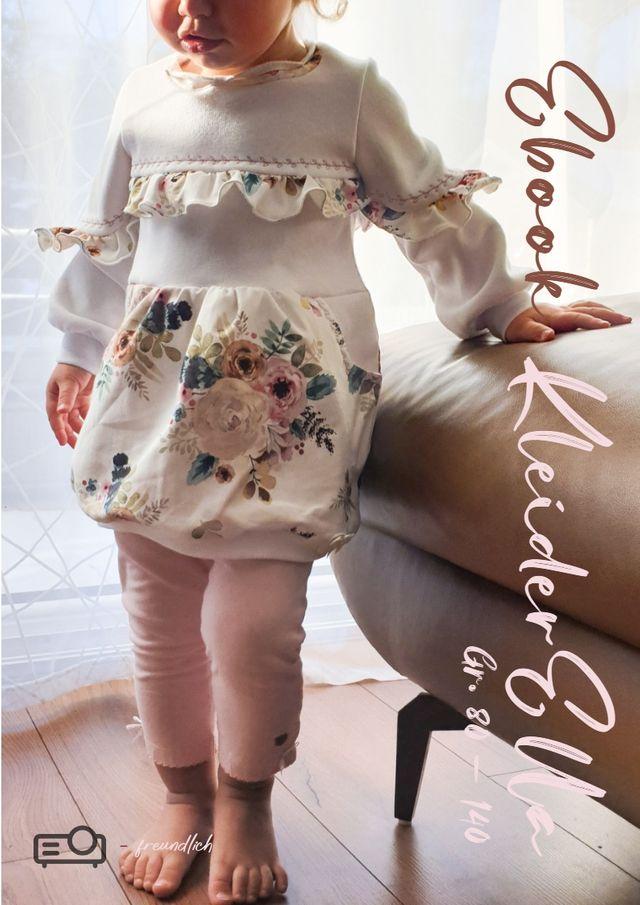 Produktfoto von MamisLiebenNähen zum Nähen für Schnittmuster KleiderElla