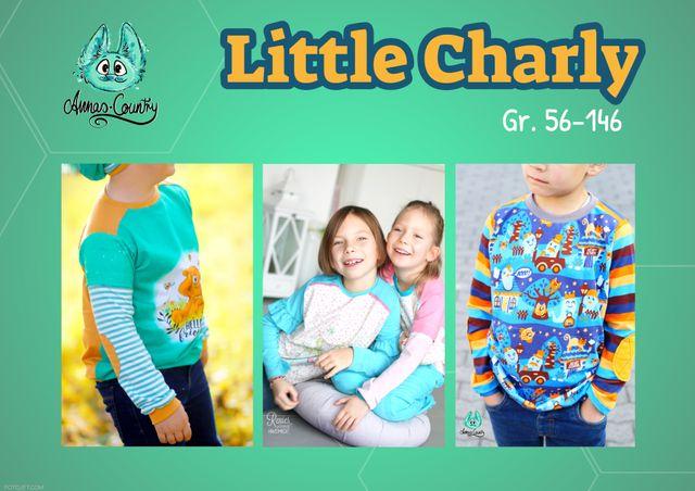 Produktfoto von Annas-Country zum Nähen für Schnittmuster Little Charly