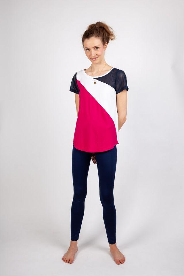 Produktfoto von Schnittmuster Berlin zum Nähen für Schnittmuster Shirt Somaya