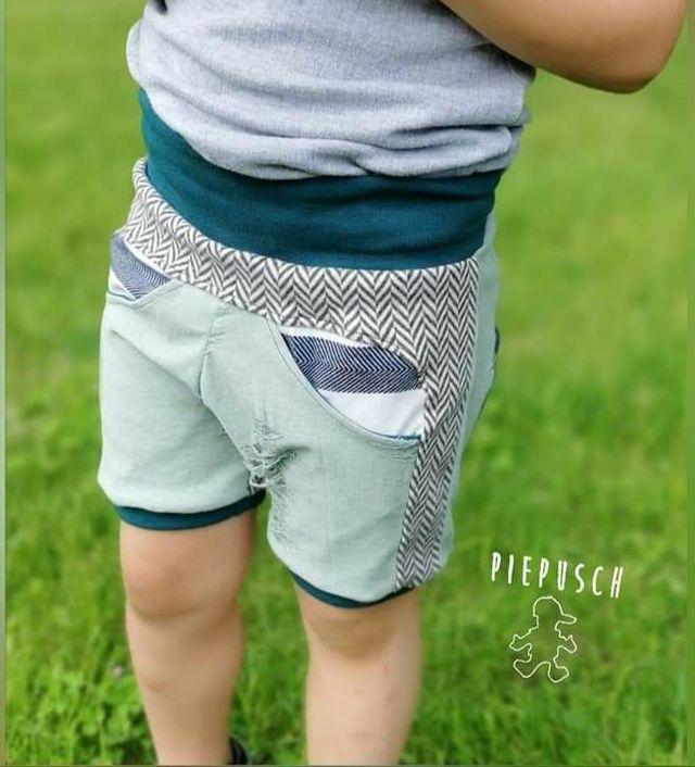 Produktfoto von FrleinFaden zum Nähen für Schnittmuster Shorts 104-140