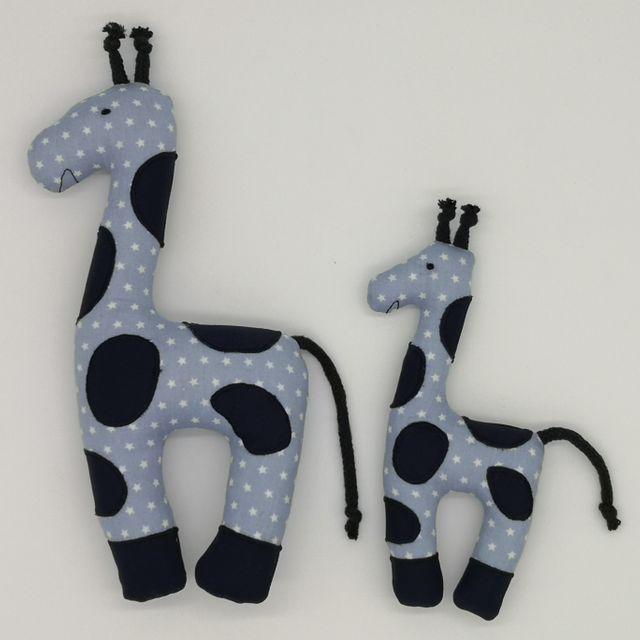 Produktfoto von Meine Schnitte.de zum Nähen für Schnittmuster Greifling Giraffe