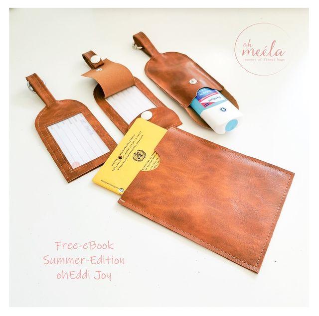Produktfoto von oh meéla zum Nähen für Schnittmuster ohEddi Joy