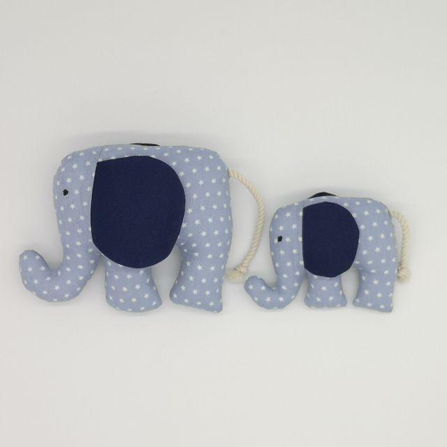 Produktfoto von Meine Schnitte.de zum Nähen für Schnittmuster Elefant mit Knisterohren