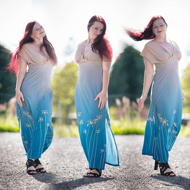 Produktfoto von PhiBobo's Zaubernadel zum Nähen für Schnittmuster Niela's Sommernachtstraum